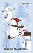 Lamont, CHRISTMAS SANTA, SNOWMAN, WEIHNACHTSMÄNNER, SCHNEEMÄNNER, PAPÁ NOEL, MUÑECOS DE NIEVE, paintings+++++,USGTJF8142,#x#