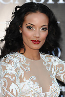 Selita Ebanks arrives for the end of Cash and Rocket Rally, Party at the Natural History Museum, London. 08/06/2014 Picture by: Steve Vas / Featureflash