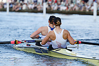 Race: 18 - Event: W2- - Berks: 513 G.E. PRENDERGAST & K.L. GOWLER, NZL - Bucks: 511 M.E. KALMOE & T.E. EISSER, USA<br /> <br /> Henley Royal Regatta 2017<br /> <br /> To purchase this photo, or to see pricing information for Prints and Downloads, click the blue 'Add to Cart' button at the top-right of the page.