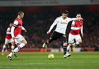 2013 01 16 Arsenal V Swansea City, Emirates Stadium, London, UK.