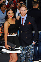 LONDON, ENGLAND - SEPTEMBER 26: Neil Jones attending the 'Deepwater Horizon' European Premiere at Cineworld, Leicester Square on September 26, 2016 in London, England.<br /> CAP/MAR<br /> &copy;MAR/Capital Pictures /MediaPunch ***NORTH AND SOUTH AMERICAS ONLY***