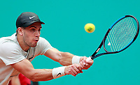 Borna Coric, Croatia, during Madrid Open Tennis 2018 match. May 9, 2018.(ALTERPHOTOS/Acero) /NortePhoto NORTEPHOTOMEXICO