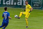 13.07.2019, Parkstadion, Zell am Ziller, AUT, FSP, Werder Bremen vs. Darmstadt 98<br /> <br /> im Bild / picture shows <br /> <br /> Jiri Pavlenka (Werder Bremen #01)<br /> Foto © nordphoto / Kokenge