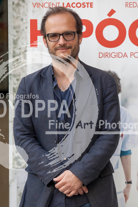 French director Thomas Lilti promotes the film