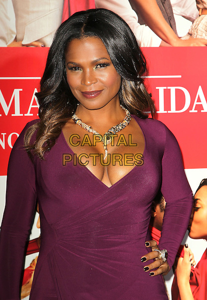05 November 2013 - Hollywood, California - Nia Long at &quot;The Best Man Holiday&quot; Los Angeles Premiere held at TCL Chinese Theatre on November 5th, 2013<br /> CAP/ADM/KB<br /> &copy;Kevan Brooks/AdMedia/Capital Pictures