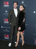 17 November 2019 - Los Angeles, California - Armie Hammer, Elizabeth Chambers. Go Campaign's 13th Annual Go Gala held at NeueHouse Hollywood. Photo Credit: PMA/AdMedia