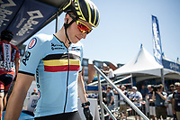 Jens Keukeleire (BEL/Orica Scott) rides occasional for team Belgium and will go in the final day on the second place with just 1sec to place 1.<br /> <br /> Baloise Belgium Tour 2017 (2.HC)<br /> Stage 4: Ans-Ans 167,8km