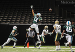 Tulane defeats UAB, 55-45, in the Mercedes-Benz Superdome.