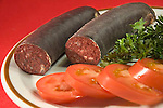 Black pudding meal