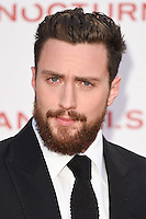 "Aaron Taylor-Johnson<br /> at the London Film Festival 2016 premiere of ""Nocturnal Animals"" at the Odeon Leicester Square, London.<br /> <br /> <br /> ©Ash Knotek  D3179  14/10/2016"