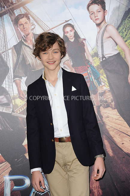 WWW.ACEPIXS.COM<br /> October 4, 2015 New York City<br /> <br /> Levi Miller attending the 'Pan' New York Premiere arrivals at Ziegfeld Theater on October 4, 2015 in New York City.<br /> <br /> Credit: Kristin Callahan/ACE Pictures<br /> <br /> Tel: (646) 769 0430<br /> e-mail: info@acepixs.com<br /> web: http://www.acepixs.com