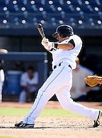 Sean Kazmar / Peoria Saguaros 2008 Arizona Fall League..Photo by:  Bill Mitchell/Four Seam Images