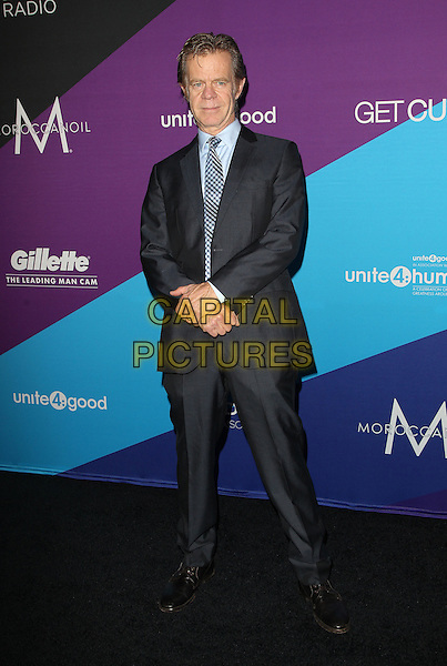 Los Angeles, CA - FEBRUARY 27: William H. Macy Attending Unite4good And Variety Host 1st Annual Unite4:humanity Event, Held at Sony Pictures Studios California on February 27, 2014.  <br /> CAP/MPI/RTNUPA <br /> &copy;RTNUPA/MediaPunch/Capital Pictures