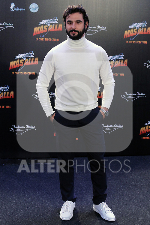 Antonio Velazquez attends Los Rodriguez y el mas alla photocall on October 22, 2019 in Madrid, Spain.(ALTERPHOTOS/ItahisaHernandez)