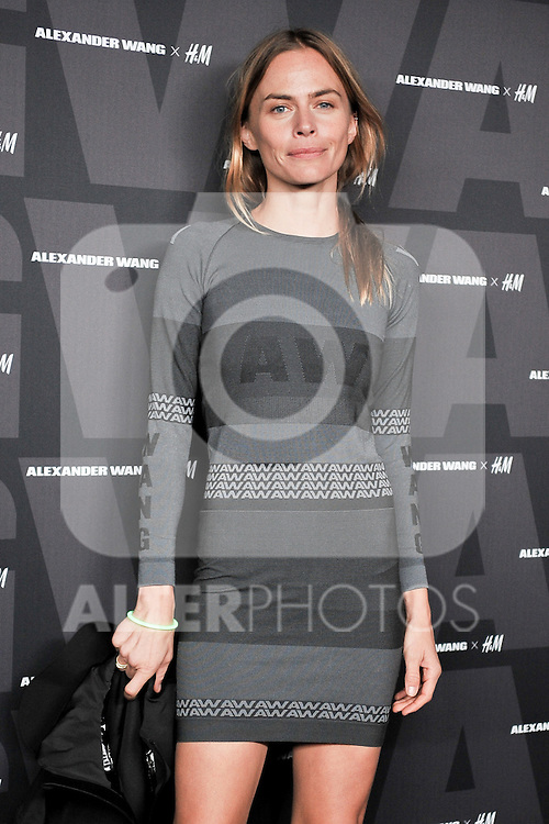 H&M VIP Party in Madrid, Spain. In the pic: JVerónica Blume. November 5, 2014. (ALTERPHOTOS / Jose Luis Frias)
