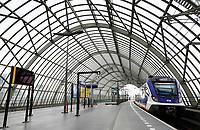 Nederland - Amsterdam - 2019. Station Sloterdijk.  Foto Berlinda van Dam / Hollandse Hoogte.