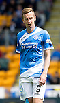 St Johnstone v Aberdeen&hellip;07.08.16  McDiarmid Park. SPFL<br />Steven MacLean<br />Picture by Graeme Hart.<br />Copyright Perthshire Picture Agency<br />Tel: 01738 623350  Mobile: 07990 594431