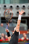 Scotch Andy Murray during TPA Finals Mutua Madrid Open Tennis 2016 in Madrid, May 08, 2016. (ALTERPHOTOS/BorjaB.Hojas)