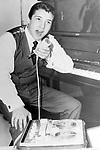 ROBERTINO LORETTI R BOY SOPRANO WITH FAN MAIL /  ;<br /> 3 APRIL 1963