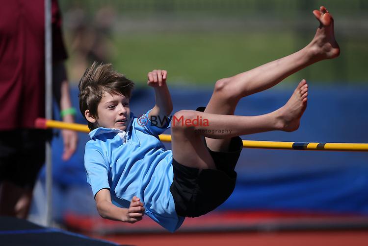 Kings School Athletics 2015. Photo: Simon Watts/ www.bwmedia.co.nz <br /> All images &copy; Kings School and BWMedia.co.nz