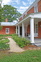 Historic Callaway Plantation in Washington Georgia