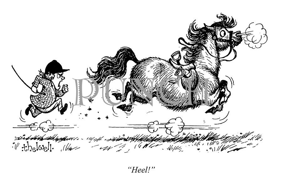 """""""Heel!"""""""