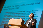 Professor David Watson addresses the Institute of Education Teaching and Learning Conference 2009.
