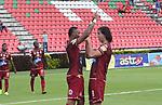 Deportes Tolima venció 2-1 a Patriotas. Fecha 19 Liga Águila II-2018.