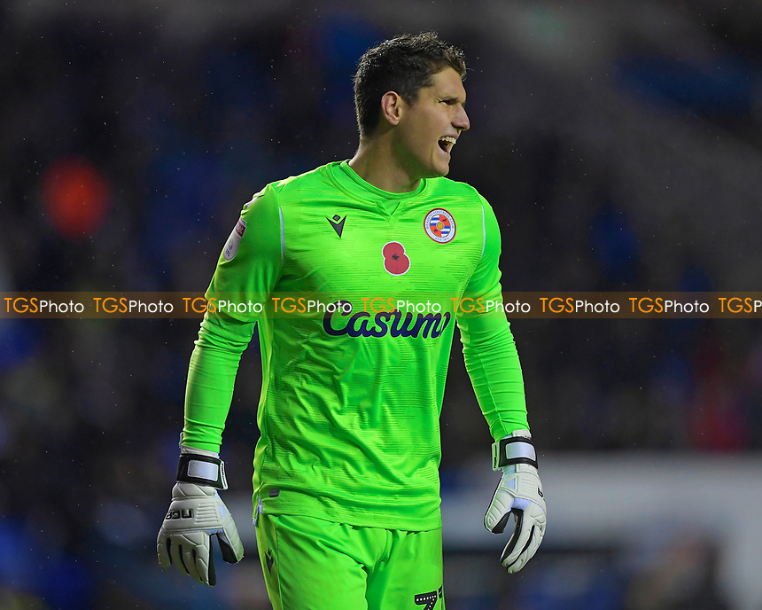 Rafael of Reading during Reading vs Luton Town, Sky Bet EFL Championship Football at the Madejski Stadium on 9th November 2019