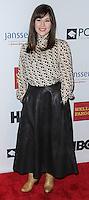 NEW YORK CITY, NY, USA - APRIL 07: Yael Stone at the Point Honors New York Gala 2014 held at the New York Public Library on April 7, 2014 in New York City, New York, United States. (Photo by Jeffery Duran/Celebrity Monitor)