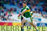 Shane Enright Kerry in action against  Galway in the All Ireland Senior Football Quarter Final at Croke Park on Sunday.