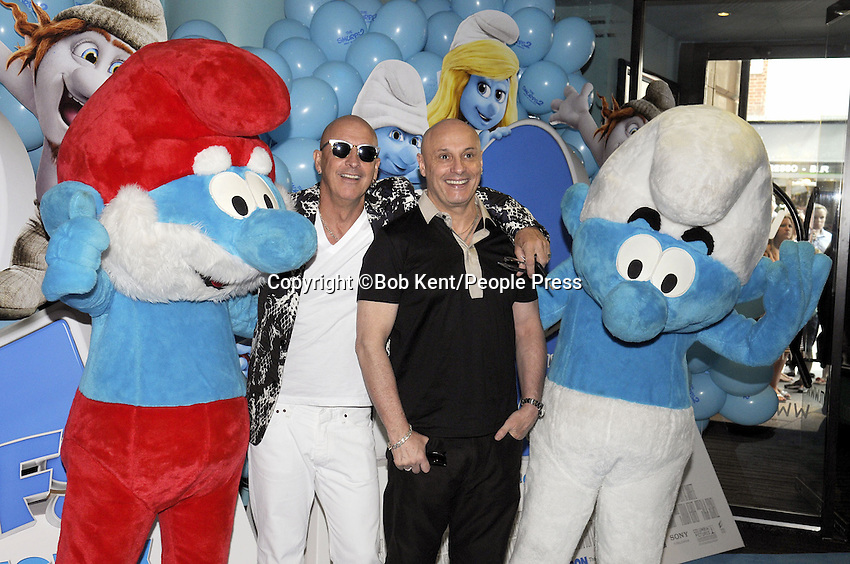Gala Screening of 'The Smurfs 2' at the Vue West End, Leicester Square, London  - July 28th 2013<br /> <br /> Photo by Bob Kent