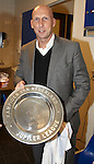 Nederland, Zwolle, 13 april 2012.Jupiler League.Seizoen 2011-2012.FC Zwolle-FC Eindhoven (0-0).Jaap Stam, team-coach van FC Zwolle met de schaal