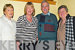 charity: Soaking up the atmosphere at the Annual Garda Band Concert in aid of the Samaritans at The Brandon Hotel, Tralee, on Friday evening were, l-r: Marie Rolls, Spa, Vera Warren, Canon Robert Warren and Betty Groves, Tralee..