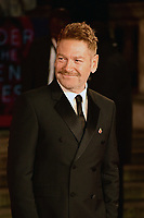 www.acepixs.com<br /> <br /> November 2 2017, London<br /> <br /> Kenneth Branagh arriving at the world premiere of 'Murder On The Orient Express' at the Royal Albert Hall on November 2, 2017 in London, England.<br /> <br /> By Line: Famous/ACE Pictures<br /> <br /> <br /> ACE Pictures Inc<br /> Tel: 6467670430<br /> Email: info@acepixs.com<br /> www.acepixs.com