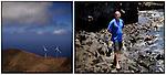 CANARIAS + Donato..Hola, me llamo Donato Marchesini, soy veronés y tengo 43 años. Hace ya varios años que vivo en la maravillosa isla de El Hierro, donde conocí a mi pareja, Susana Castañeira y sus mellizos; ambos tenemos una gran pasión por el mar y decidimos dar un giro a nuestras vidas y vivir aquí. El volcán Akaymu ha hecho que se nos conozca en todo el mundo a costa de un deterioro importante en la economía de la isla y en especial en el sector marítimo; pero el mar, tras este estallido de la naturaleza, está hirviendo de vida nuevamente y podemos disfrutar de la hermosa visión de los delfines jugando o comiendo en el mar, las ballenas lanzando un chorro al cielo, los túnidos recorriendo la costa, las chopas, ?viejas?, peces trompeta, fulas, alfonsiños, sargos, palometas, gallos, salemas, meros, ?chuchos? y muchas más. (c) GREENPEACE HANDOUT/PEDRO ARMESTRE- NO SALES - NO ARCHIVES - EDITORIAL USE ONLY - FREE USE ONLY FOR 14 DAYS AFTER RELEASE - PHOTO PROVIDED BY GREENPEACE - AP PROVIDES ACCESS TO THIS PUBLICLY DISTRIBUTED HANDOUT PHOTO TO BE USED ONLY TO ILLUSTRATE NEWS REPORTING OR COMMENTARY ON THE FACTS OR EVENTS DEPICTED IN THIS IMAGE