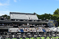 Empty grandstand during the ASB Classic WTA Women's Tournament Day 7 Singles Final. ASB Tennis Centre, Auckland, New Zealand. Sunday 7 January 2018. ©Copyright Photo: Chris Symes / www.photosport.nz
