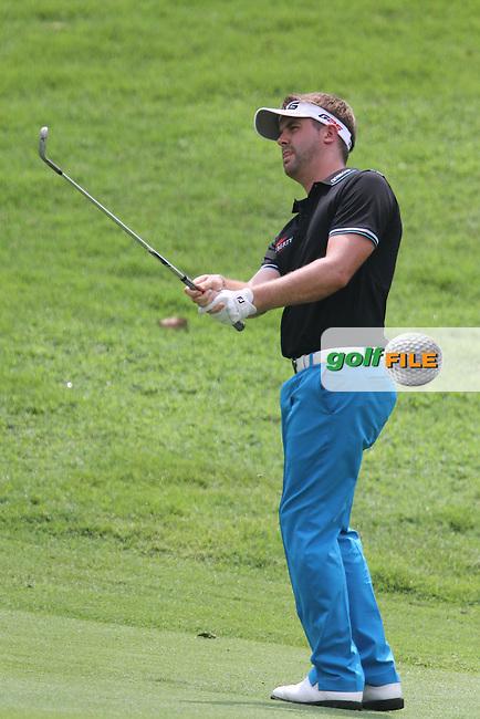 Matthew Baldwin (ENG) on the 10th on Day 1 of the 2013 Maybank Malaysian Open, Kuala Lumpur Golf and Country Club, Kuala Lumpur, Malaysia 21/3/13...(Photo Jenny Matthews/www.golffile.ie)