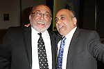 Eddie Palmieri and Son Attend The  National Endowment for the Arts 2013 Jazz Masters Awards Ceremony & Concert In Partnership with Jazz at Lincoln Center Held at Dizzy's Club Coca-Cola, NY 1/14/13