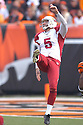 MIKE BARR, of the Arizona Cardinals, in action during their game against the Cincinnati Bengals on November 18, 2007 in Cincinnati, Ohio...Cardinals win 35-27..SportPics