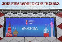 Spartak Stadion in Moskau - 19.06.2018: Polen vs. Senegal, Gruppe H, Spartak Stadium Moskau