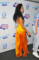 Vick Hope at the Capital FM Summertime Ball 2019, Wembley Stadium, Wembley, London, England, UK, on Saturday 08th June 2019.<br /> CAP/CAN<br /> ©CAN/Capital Pictures