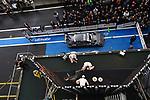 09.09.2017, N&uuml;rburgring, N&uuml;rburg, DTM 2017, 13.Lauf N&uuml;rburgring,08.09.-10.09.2017 , im Bild<br /> Podium:<br /> Sieger Lucas Auer (AUT#22) Mercedes-AMG Motorsport BWT, Mercedes-AMG C 63 DTM BWT, 2.Platz f&uuml;r Paul Di Resta (GBR#3) Mercedes-AMG Motorsport SILBERPFEIL Energy, Mercedes-AMG C 63 DTM , 3.Platz f&uuml;r Robert Wickens (CDN#6) Mercedes-AMG Motorsport Mercedes me, Mercedes-AMG C 63 DTM <br /> <br /> Foto &copy; nordphoto / Bratic