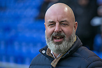 Rochdale manager Keith Hill  during the Sky Bet League 1 match between Oldham Athletic and Rochdale at Boundary Park, Oldham, England on 18 November 2017. Photo by Juel Miah/PRiME Media Images