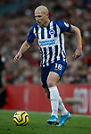 Aaron Mooy of Brighton during the Premier League match at Anfield, Liverpool. Picture date: 30th November 2019. Picture credit should read: Simon Bellis/Sportimage