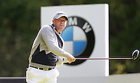 Jamie Donaldson - BMW Golf at Wentworth - Day 1 - 21/05/15 - MANDATORY CREDIT: Rob Newell/GPA -