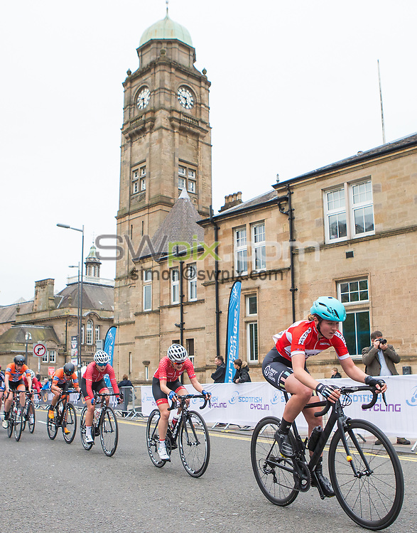 Picture by Alex Whitehead/SWpix.com - 23/05/2017 - Cycling - Tour Series Round 7, Motherwell - Matrix Fitness Grand Prix - Drops' Annasley Park