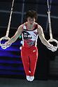 Kenya Kobayashi (JPN), JULY 2nd, 2011 - Artistic gymnastics : Japan Cup 2011 Men's Team Competition Rings at Tokyo Metropolitan Gymnasium, Tokyo, Japan. (Photo by YUTAKA/AFLO SPORT)