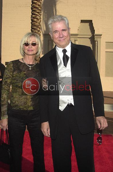 John Larroquette and wife Elizabeth