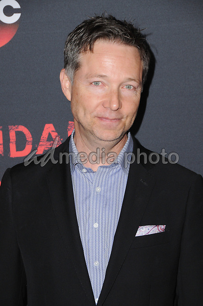 08 April 2017 - West Hollywood, California - George Newbern. ABC's 'Scandal' 100th Episode Celebration held at Fig & Olive in West Hollywood. Photo Credit: Birdie Thompson/AdMedia